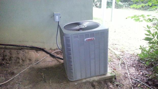 Installed a New Heat Pump