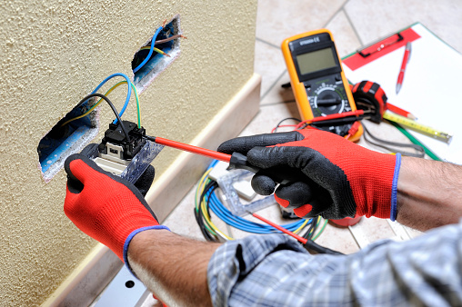 Home Electric Repair Service Anderson SC